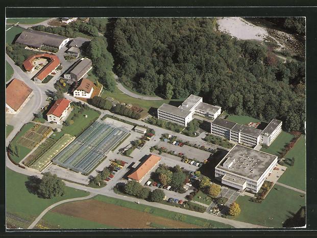 AK Posieux, Institut Agricole de l'etat de Fribourg, Luftbild