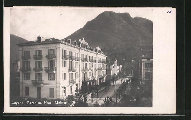 AK Paradiso, Hotel Meister