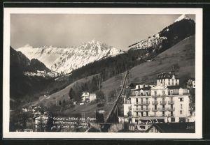 AK Glion, Hotel des Alpes, les Verreaux