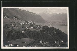 AK Glion, Le Village et la Dent du Midi