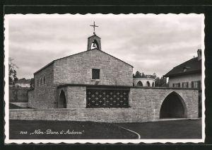 AK Aubonne, Eglise Notre-Dame