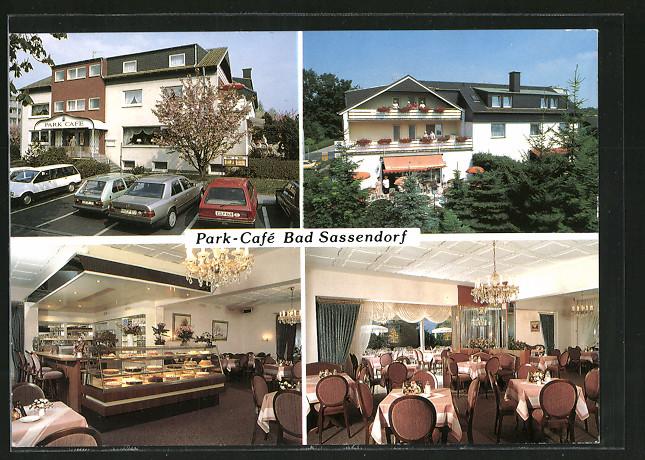 Park Cafe Sprenger Bad Sassendorf