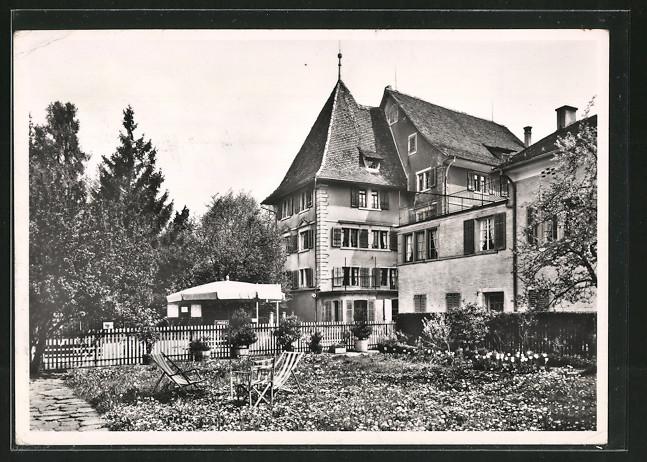 AK Küsnacht, Hotel Sonne