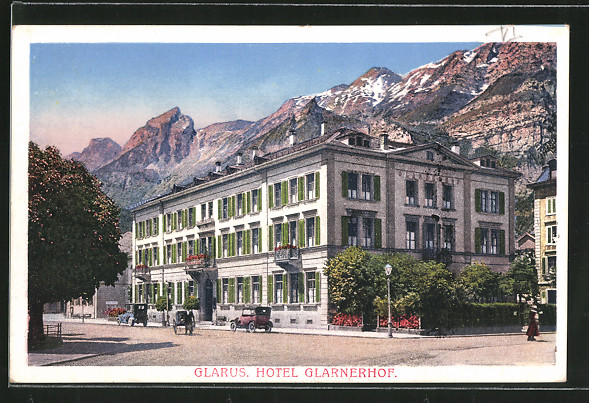 AK Glarus, Hotel Glarnerhof