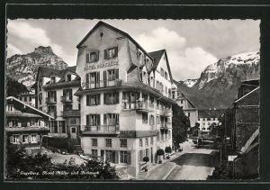 AK Engelberg, Hotel Müller & Hoheneck