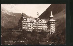 AK Flühli-Ranft, Hotel Nünalphorn