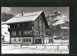 AK Engelberg, Berghaus S.J.H