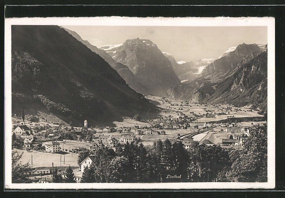 AK Linthal, Ortsansicht