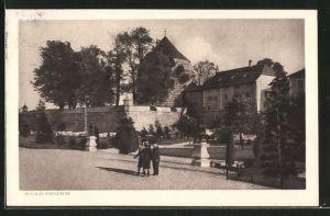 AK Solothurn, Parkpartie