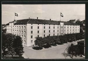 AK Frauenfeld, Partie an der Kaserne