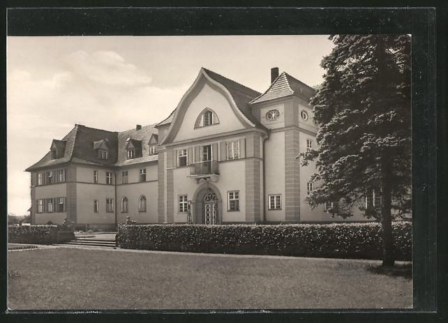 AK Graal-Müritz, Sanatorium Richard Assmann