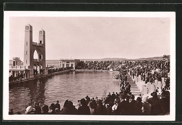 Ak le touquet paris plage la plus belle piscine d 39 europe for Belle piscine paris
