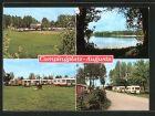 AK Augsburg-Ost, Campingplatz Augusta am Autobahnsee, Campingwagen