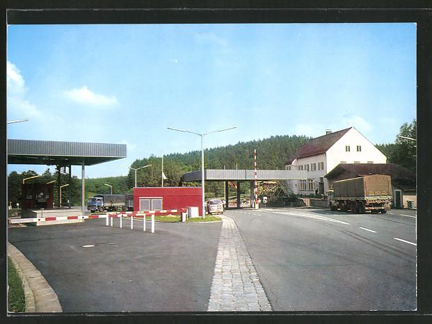 Tschechische Grenze Waidhaus