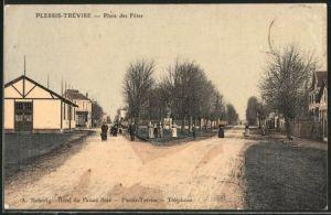 AK Plessis-Trévise, Place des Fetes