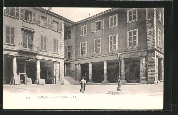 AK Voiron, la mairie