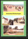 AK Boltenhagen, STrand, FDGB-Urlauberdorf, Deutsche Post und Ferienheim \