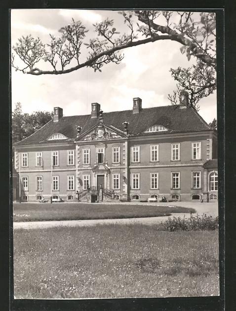 AK Klütz, ehem. Schloss Bothmer