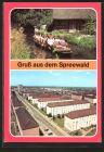 AK L�bbenau, Kahnfahrt, Blick �ber L�bbenau