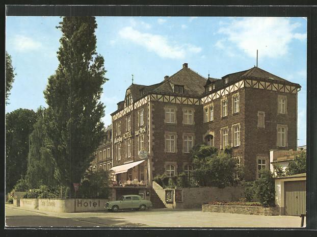 Hotel Nicolay Zur Post Zeltingen