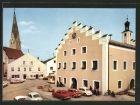 AK Dietfurt, Marktplatz mit Rathaus