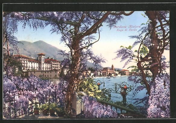 Hotel Savoy Palace Gardone