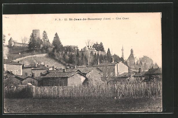AK St-Jean-de-Bournay, côté ouest