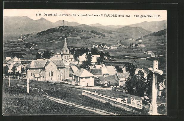 AK Méaudre, vue générale