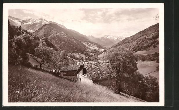 AK Pinsot, les deux vallées du Gleyzin et du Bréda