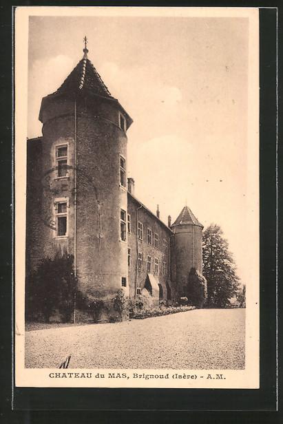 AK Brignoud, Château du Mas