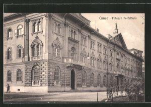 AK Cuneo, Palazzo Prefettura