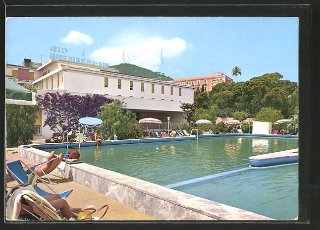 Ak porto d 39 ischia grand hotel jolly e piscina nr for Piscina jolly