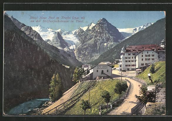 Hotel Post Trafoi