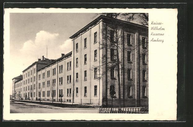 Kaserne Amberg
