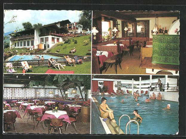Ak windischgarsten hotel bischofsberg mit schwimmbad for Hotel munster mit schwimmbad