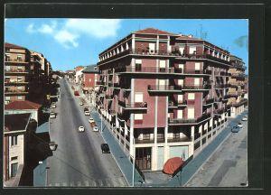 AK Campobasso, Via 24 Maggio mit Wohnhäusern