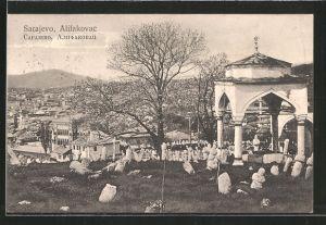 AK Sarajewo, Alifakovac