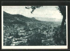 AK Sarajewo, Stadtansicht