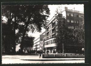 AK Sarajewo, Gebäudeansicht