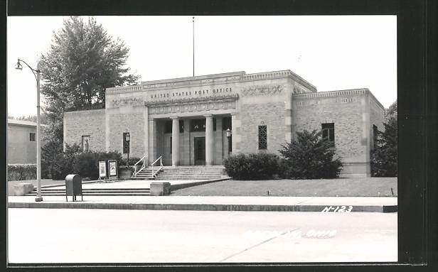 AK Oberlin, OH, Post Office
