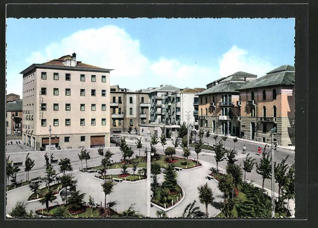Ak Catanzaro  Nuova Rione S  Leonardo  Piazza Monte Grappa