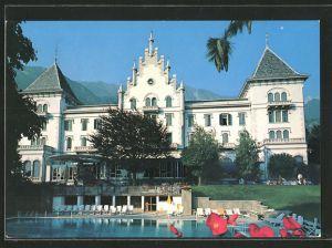 AK Saint Vincent, Grand Hotel Billia