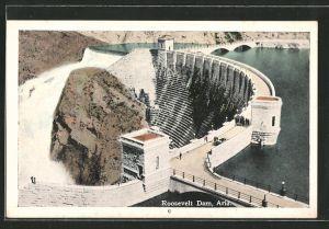 AK Ariz, AZ, Roosevelt Dam