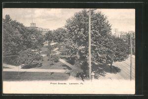 AK Lancaster, PA, Prison Grounds, Gefängnis