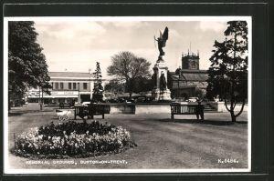 AK Burton-on-Trent, Memorial Grounds