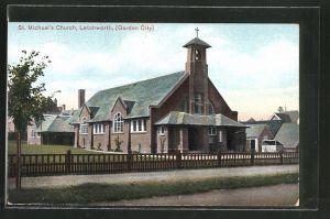 AK Letchworth, St. Michael's Church