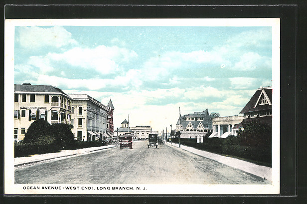 AK Long Branch, NJ, Ocean Avenue (West End)