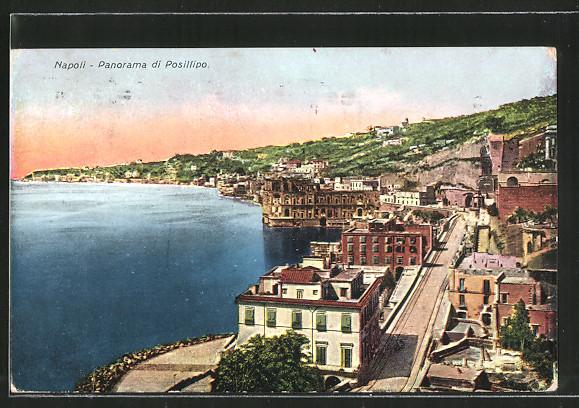 AK Napoli, Panorama di Posillipo