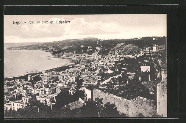 AK Posillipo, visto dal Belvedere