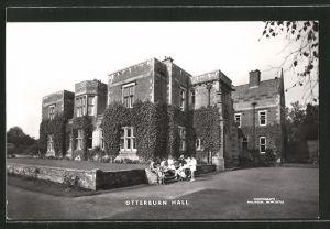 AK Otterburn, view of Otterburn Hall